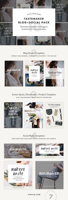 Tastemaker Pack - Station Seven WordPress Themes