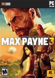 Max Payne 3 Steam CD-Key,Scdkey.com