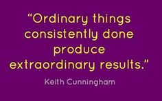 Spirituality at works: Ordinary to Extraordinary - Just an extra ...