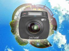 360° Actionkamera, Denver actionkamera! CoolStuff.se
