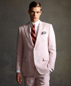Brooks Brothers inspired by The Great Gatsby