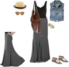 Weekend Chic, created by kclouston on Polyvore