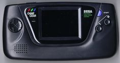 Sega Game Gear - managed to play on one for about 5 mins once, that's as close as i got to actually having one!