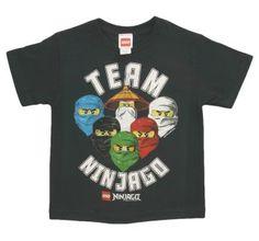 $12.99 Kids Gang Green Team Ninjago!  #Kids #Ninjago #Shirts #T-Shirts #TV #Shows #games