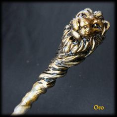 Leone - Lion Wand Wand Woods, Wizard Wand, Rest Of The World, Wands, Different Colors, The Outsiders, Lion Sculpture, Statue, Harry Potter