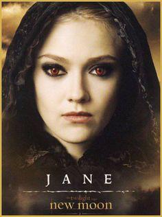 Dakota Fanning as Jane in Twilight Saga Twilight Film, Twilight Saga New Moon, Twilight Pictures, Dakota Fanning, Comment Se Déguiser Pour Halloween, Fan Fiction, Vampire Makeup Looks, Vampire Eyes, Famous Vampires