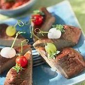 Papetons d'aubergines - une recette Méditerranée - Cuisine