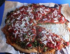 Why three Ws in WWWondeful? This homemade pizza dough uses my favorite flour, w hite w hole w he...