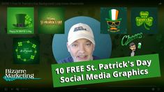 [FREE] Top 10 St. Patrick's Day Social Media Content Social Media Content, St Patricks Day, Cheer, Marketing, Happy, Youtube, Top, Spinning Top, Happiness