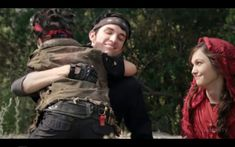 Z Nation, Tv Series, Red