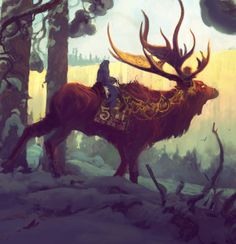 Winter Is Coming by Tuomas Korpi