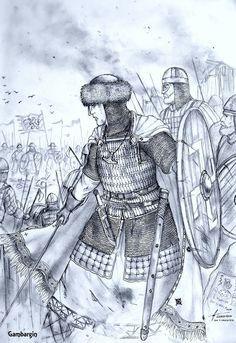 HWS Medieval Finn (Suomi) Woman Warrior Concept by Gambargin on DeviantArt