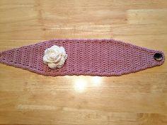 Women's+Crochet+Headband/Ear+Warmer+by+CaseysCraftings+on+Etsy