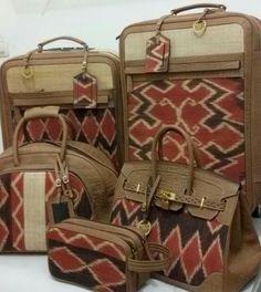 Tenun Toraja Travel Set Travel Set, Leather Bag, Photo And Video, Bags, Instagram, Handbags, Bag, Totes, Hand Bags