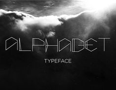 "Check out new work on my @Behance portfolio: ""TYPEFACE"" http://be.net/gallery/52555015/TYPEFACE"