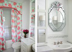 Caitlin Wilson | Mint Fleur Chinoise Bath