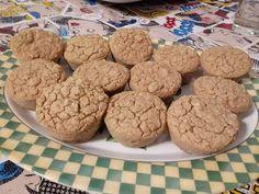 #desayuno #F1 muffins de avena y pera. Receta para dos desayunos +1