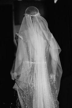 Veils / Johanna Johnson Fall 2015 Bridal / Wedding Style Inspiration / LANE