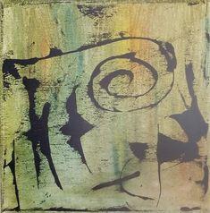Acrop bb - Ζωγραφική, 20x20x2 cm ©2018 από EP - Art Deco, Art Nouveau, Dada, Naive Art, Αφηρημένη τέχνη, Αφηρημένος Εξπρεσιονισμός, Εικονιστικής τέχνης, Εννοιολογική Τέχνη, Κλασσικότης, Μινιμαλισμός, Βαμβάκι, Καμβάς, Αφηρημένη τέχνη, Εναέριος, Καλλιγραφία Art Nouveau, Art Deco, Artwork, Character, Beautiful, Art Work, Work Of Art, Auguste Rodin Artwork, Art Decor
