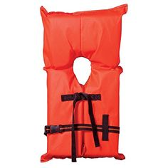 Kent Youth Compliance PFD Type II Life Jacket Medium Orange ** You can find out more details at the link of the image. Note:It is Affiliate Link to Amazon.