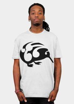 Kiwi T Shirt By Mailboxdisco Design By Humans Being Human Shirts, Kiwi, Cool T Shirts, Tank Man, Long Sleeve Tees, Shirt Designs, Pullover, Mens Tops, Shopping