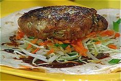 Moo Shu Pork Pockets from FoodNetwork.com