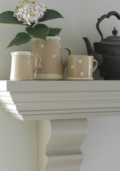 Jane Hogben terracotta pottery