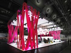 Various Exhibition Stands on Behance