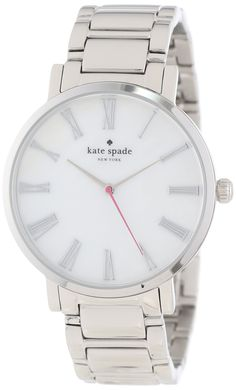 "kate spade new york Women's 1YRU0216 ""Gramercy"" Stainless Steel Watch"