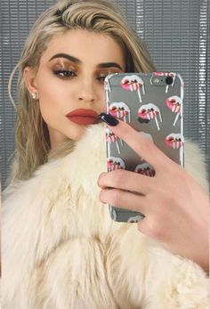 Surprise: Kylie Jenner, small(ish) business owner, appears to be very close to opening the first Kylie Cosmetics store.  The location hasn't been announced though it's likely in Los Angeles since Jenner lives there.  But this is just the beginning; remember it was around this time last year that Jenner even started her business. Stores in other major cities are likely just a couple months away.