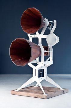 Oswal Mills Audio Imperia Loudspeakers
