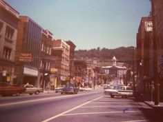 Mid 60s in downtown Kittanning  Pa.