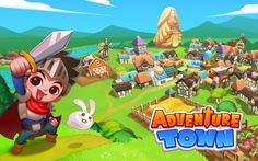 Adventure Town Hack Unlimited Gold and Diamonds :http://hacknewcheat.com/adventure-town-hack-unlimited-gold-and-diamonds/