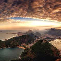 Best Of Rio De Janeiro Beach Wallpaper Visit Rio, Office With A View, City Of God, Beach Wallpaper, Paris, World Traveler, Beautiful World, Picture Video, Cool Pictures