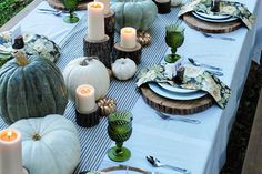 10 fun and easy decorating ideas for your Thanksgiving table