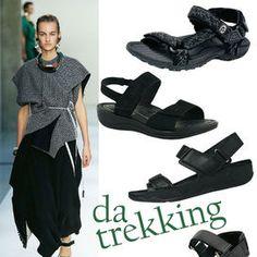 I modelli che ti proponiamo hanno una missione possibile: farti camminare comoda anche su tacchi e zeppe super