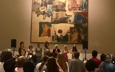 Dallas Museum of Art is Now a Crime Scene With Murder Mystery Performances   Dallas Observer