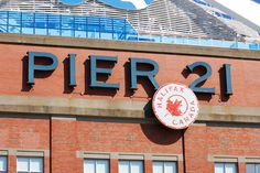Pier 21 Halifax, Nova Scotia - Historic site where generations of immigrants were given medical checkups before being allowed to land in Canada, anyone that was sick was sent back (even little kids were sent back without their parents).