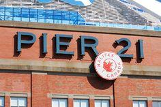 Pier 21 Halifax, Nova Scotia