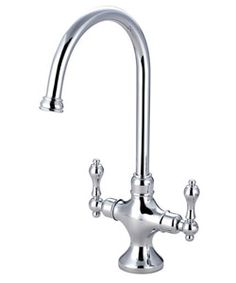 Shop for Vintage Classic Chrome Kitchen Faucet. Get free shipping at Overstock.com - Your Online Home Improvement Outlet Store! Get 5% in rewards with Club O!