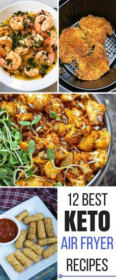 12 Best Keto Air Fryer Recipes | Air Fryer Keto Diet | Air Fryer Ketogenic Diet |