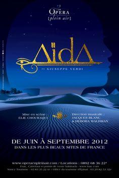 Giuseppe Verdi's AIDA, open air Opera