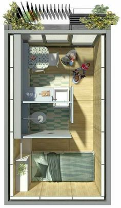 Container House - Gorgeous 87 Shipping Container House Plans Ideas - Who Else Wants Simple Step-By-Step Plans To Design And Build A Container Home From Scratch? Building A Container Home, Container Buildings, Container Architecture, Container Houses, Casas Containers, Shipping Container House Plans, Shipping Containers, Student House, Student Room