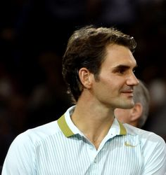 Roger Federer - Basel 2013