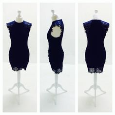 Naughty. Navy. www.thedressbox.co.uk Navy, Formal Dresses, Fashion, Moda, Formal Gowns, La Mode, Black Tie Dresses, Fasion, Gowns
