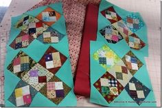 Quiltville's Quips & Snips!!: That Four Patch Project!