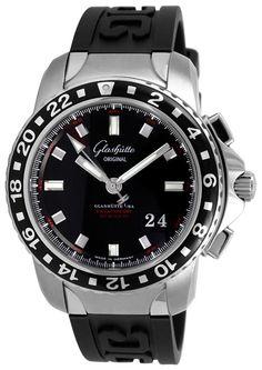 Glashutte Sport Evolution GMT Men's Watch 39-55-43-03-04 - Glashutte - Shop Watches by Brand - Jomashop