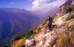 Inca Adventure Freeride | Sacred Rides