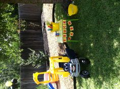 Monster truck birthday party ideas. Make a bubble station 'truck wash'. Kids love this and it is budget friendly.