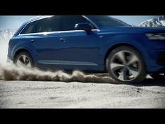 Pubblicità Audi Q7